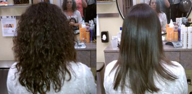 Global Keratin Treatment in Dallas